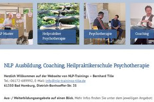 NLP Trainings Tille